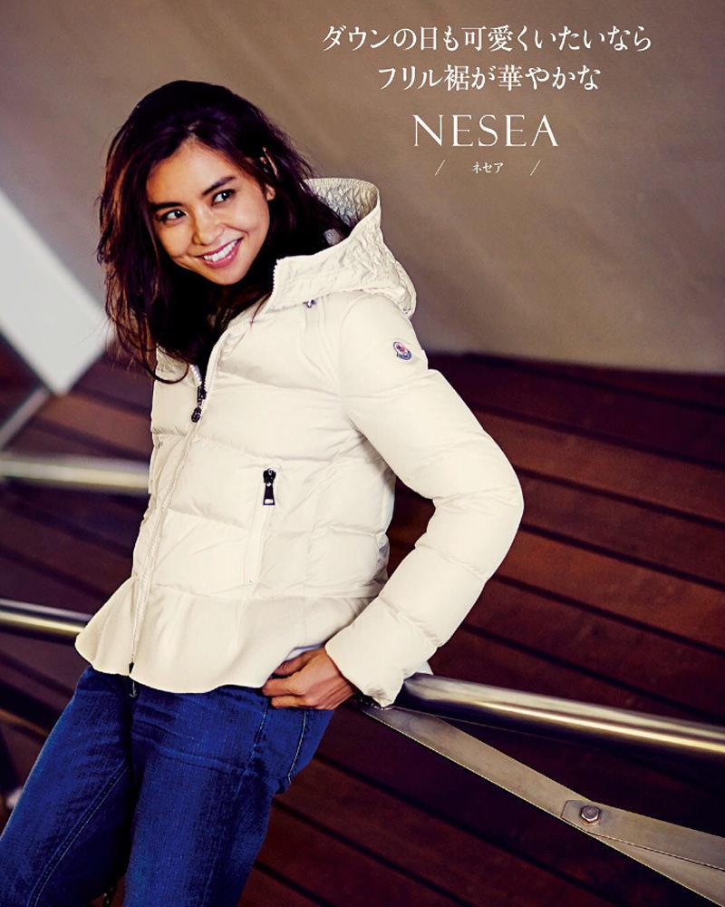 NESEA ネセア ホワイト 在庫商品