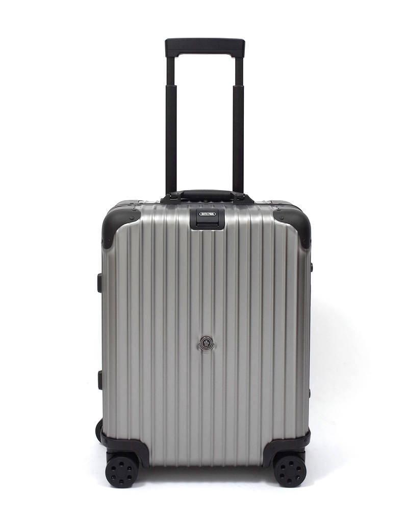 【45L】リモワ&モンクレール限定 スーツケース 4輪