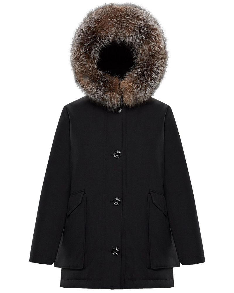 COURVITE コート ブラック