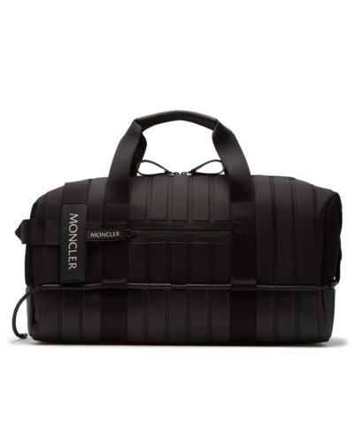 GENIUS DUFFLE BAG ブラック
