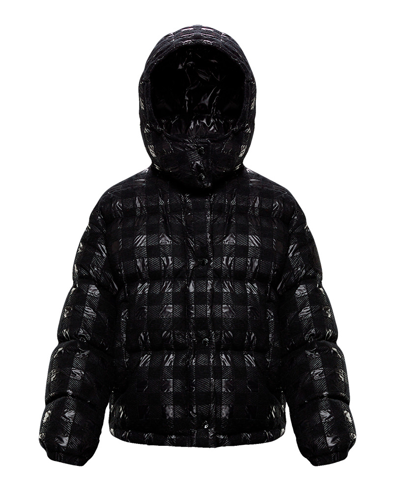 MONCLER(モンクレール) DAOS  ブラック画像