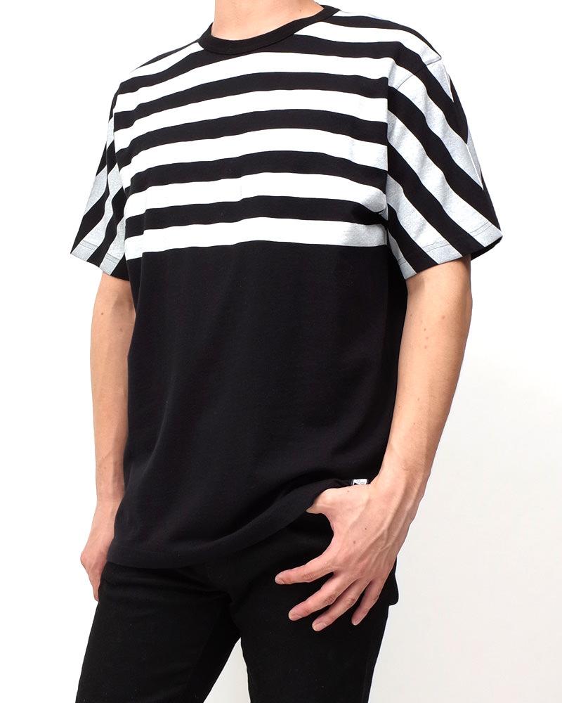 モンクレール GENIUS FRAGMENT Tシャツ ブラック 在庫商品 4画像