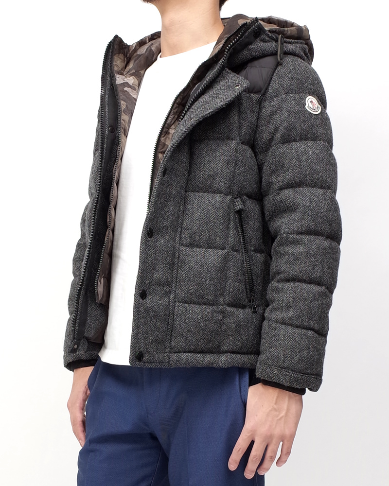 MONCLER(モンクレール) GUYENNE グレー 中古商品画像