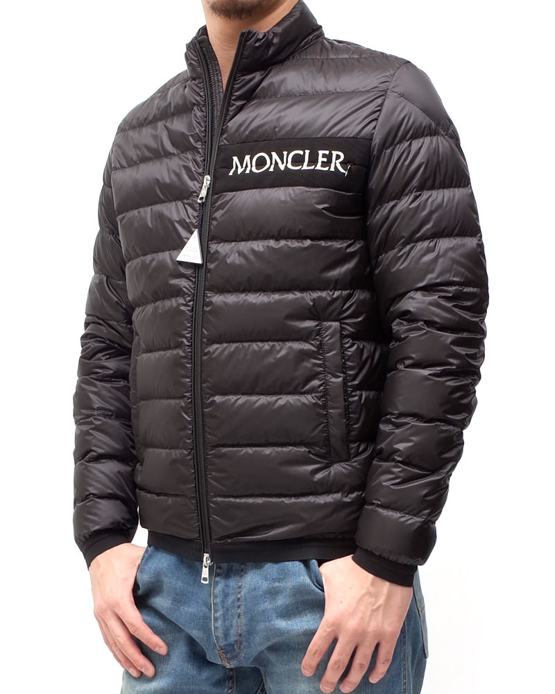 MONCLER(モンクレール) NEVEU ブラック 在庫商品画像