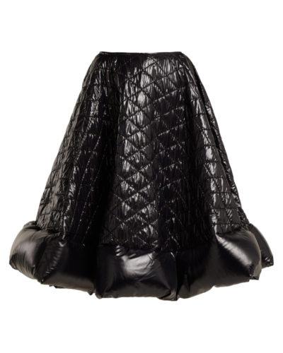 GENIUS GONNA スカート ブラック