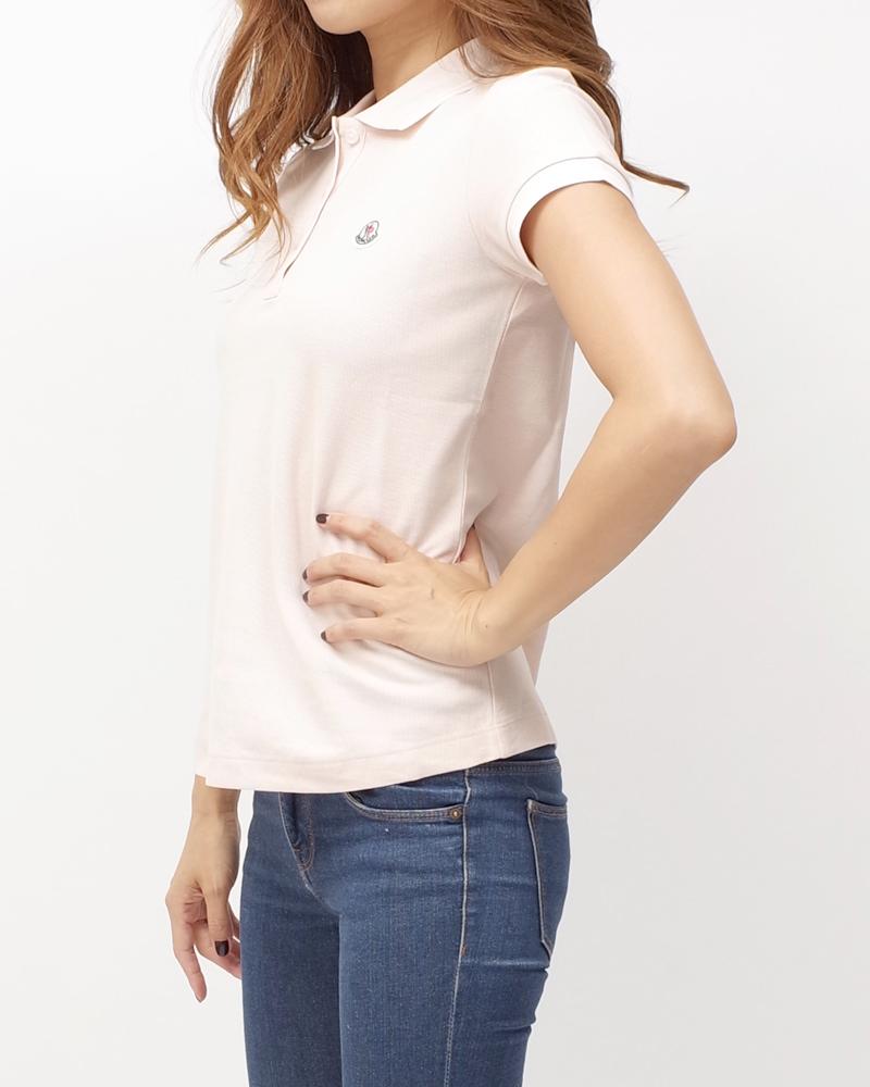 POLOSHIRT ポロシャツ ライトピンク 在庫商品