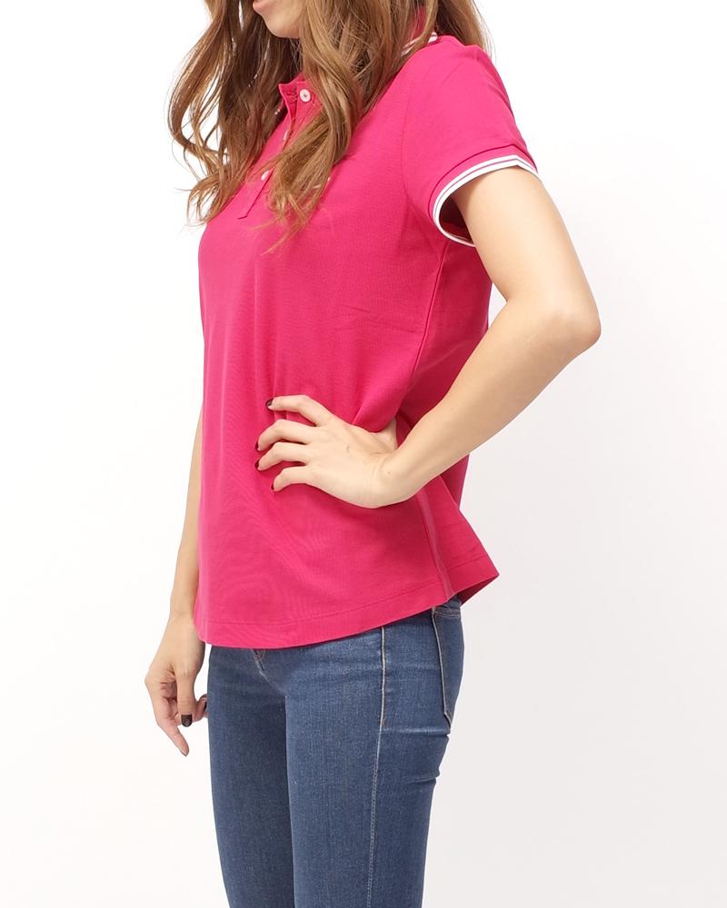 POLOSHIRT ポロシャツ ピンク 在庫商品