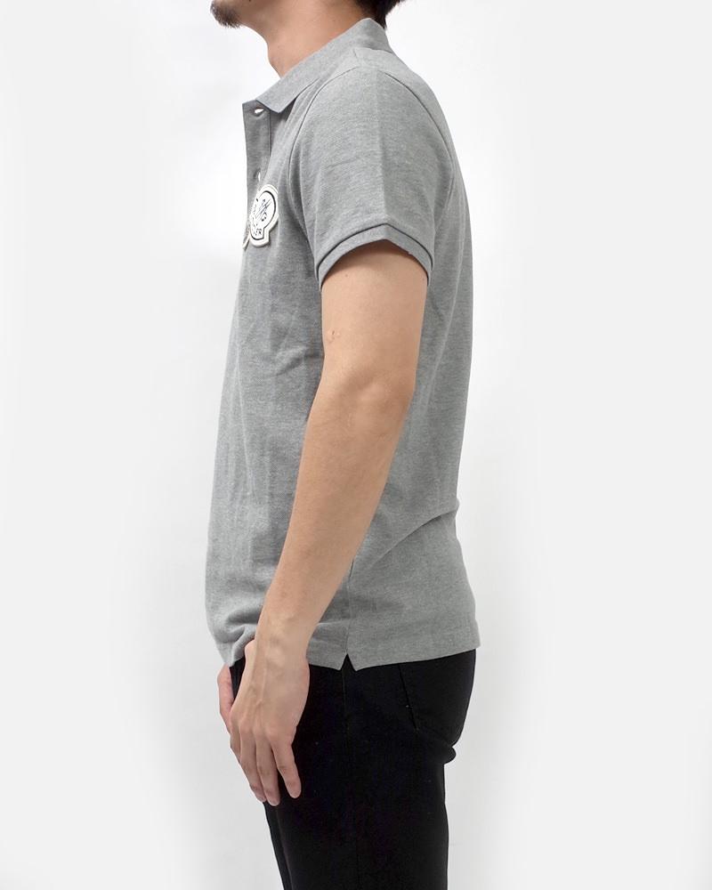 POLOSHIRT ポロシャツ グレー 在庫商品 6