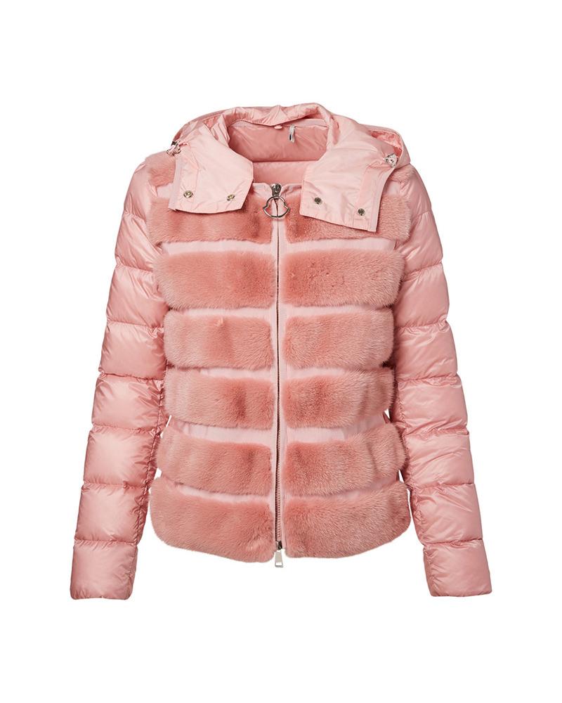 モンクレール RIGA ピンク画像