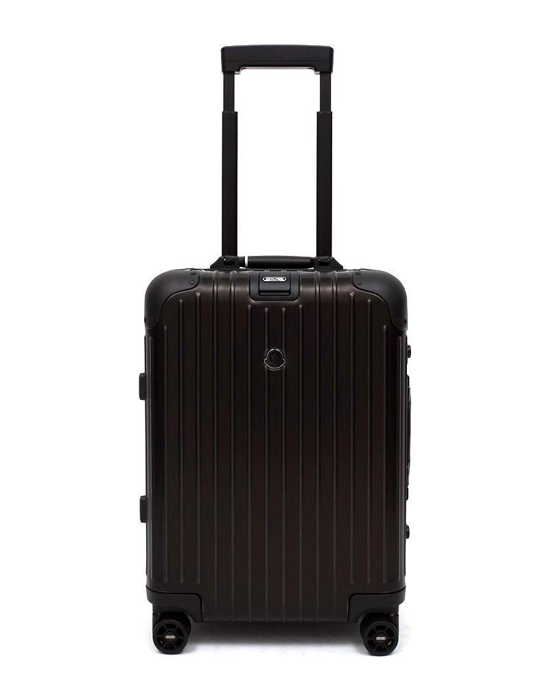 【34L】リモワ&モンクレール限定 在庫商品 スーツケース 4輪