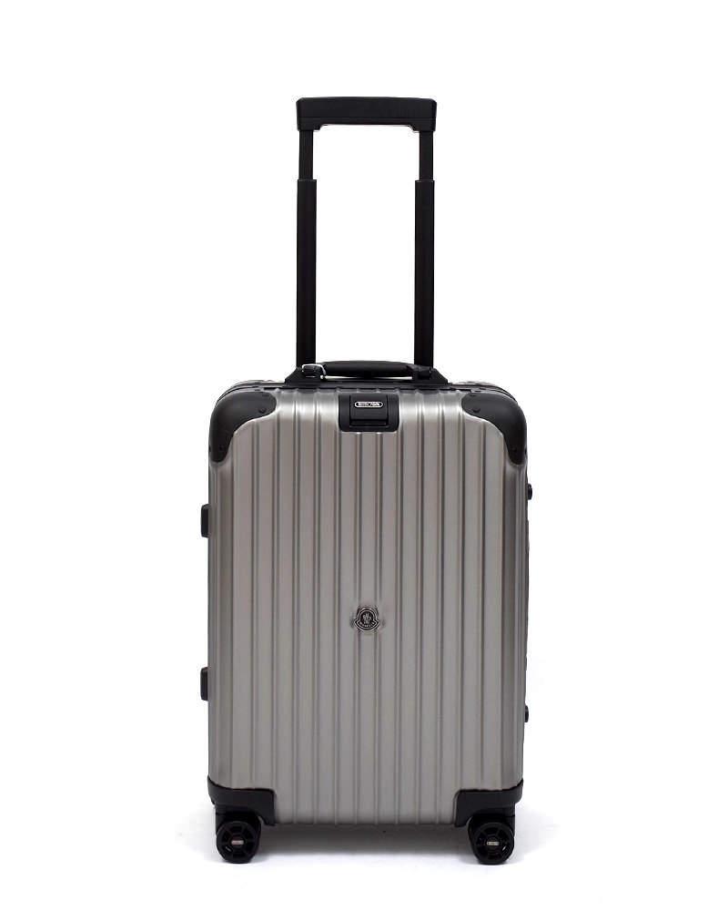 【36L】リモワ&モンクレール限定 スーツケース 4輪