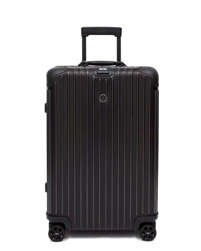 【67L/電子タグ】リモワ&モンクレール限定 在庫確保商品 スーツケース 4輪
