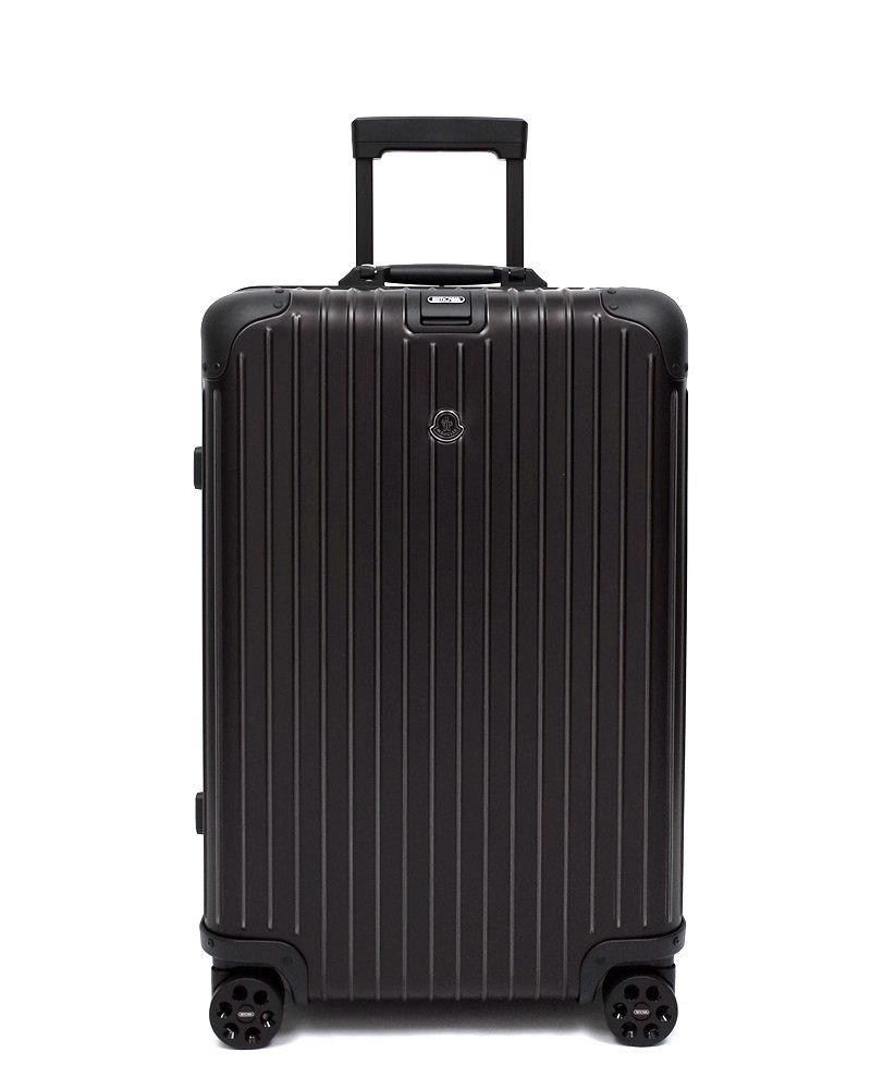【67L/電子タグ】リモワ&モンクレール限定 在庫商品 スーツケース 4輪