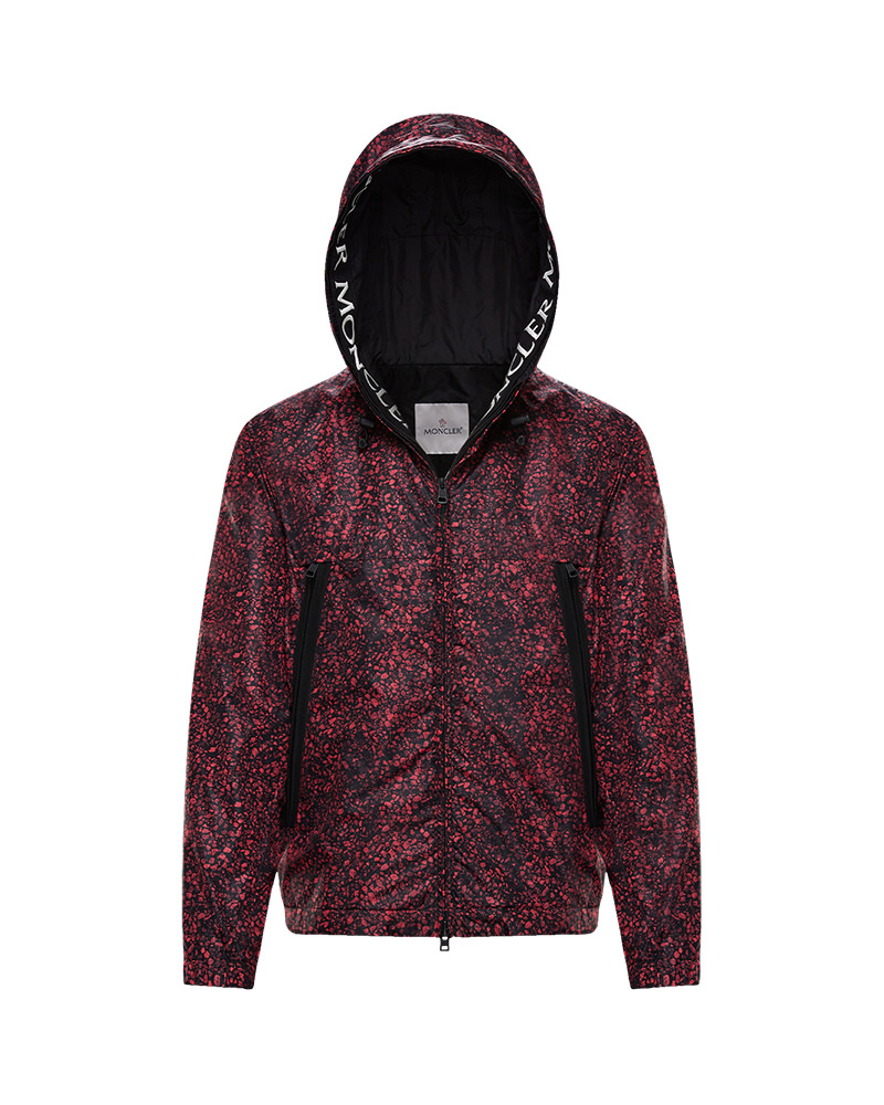 MONCLER(モンクレール) SIAGNE レッド画像