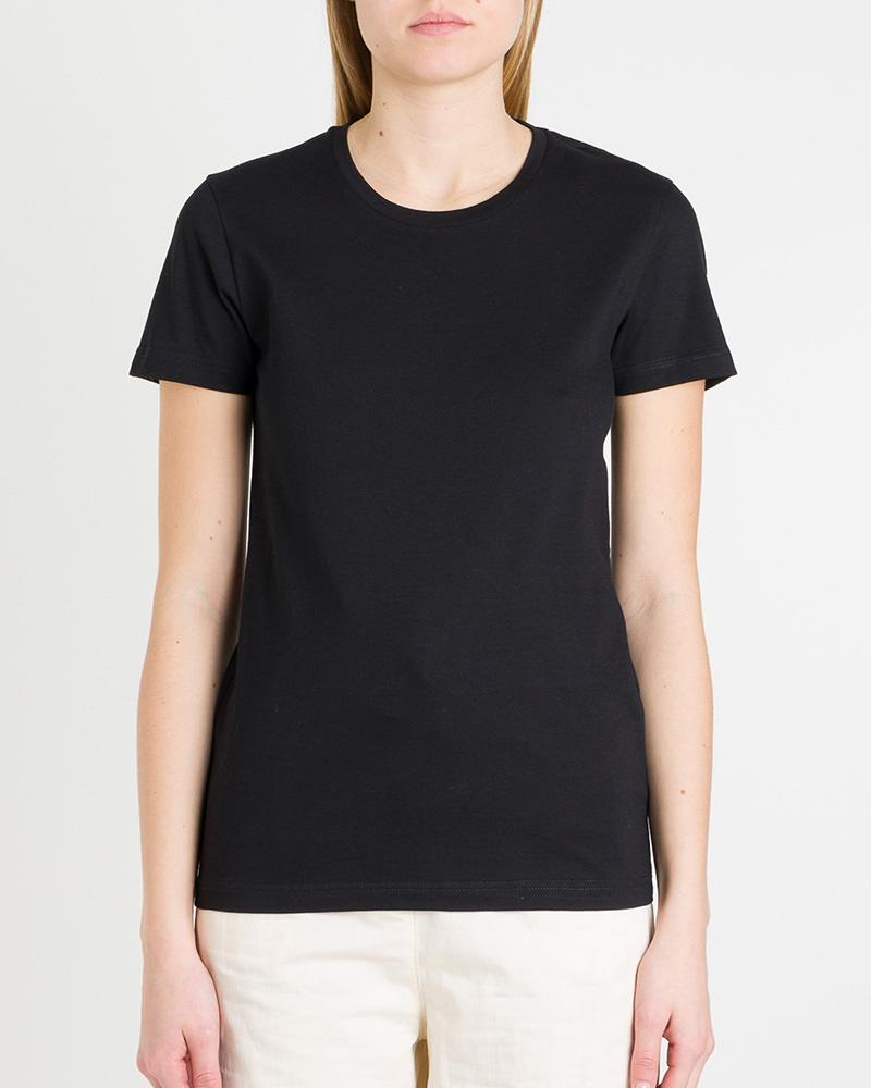 MONCLER(モンクレール) T-SHIRT ロゴパッチTシャツ ブラック 在庫商品 10画像
