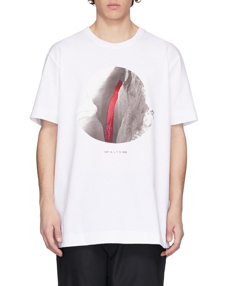 MONCLER(モンクレール) GENIUS 1017 ALYX 9SM  Tシャツ ホワイト 在庫商品 18画像