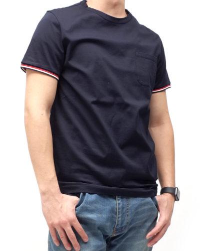 T-SHIRT Tシャツ ネイビー 在庫商品 3