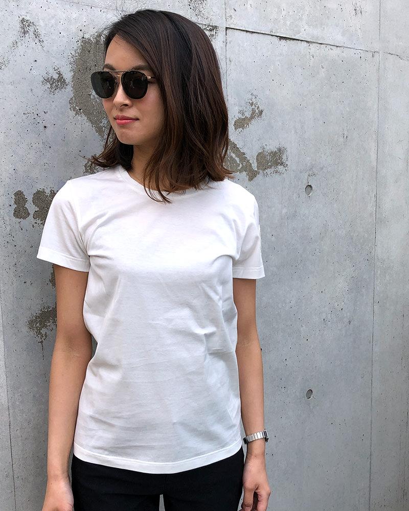 モンクレール T-SHIRT Tシャツ アイボリー 在庫商品画像